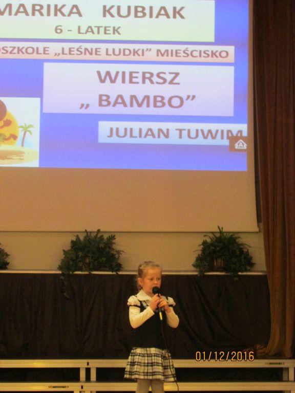 Konkurs Recytatorski Wiersze Dla Dzieci Przedszkole
